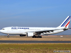 The loss of the Air France Airbus A-330 will be one of the main talking points in Paris.