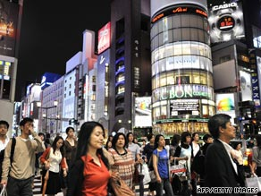 Tokyo tops the list for the most expensive cost of living.