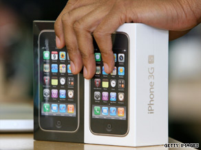 Foxconn manufactures the popular iPhone for U.S.-based Apple in China.