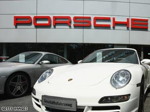 Longtime Porsche CEO Dr. Wendelin Wiedeking is stepping down.