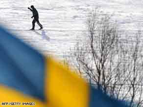 Sweden is entering subzero interest rates, the first country to do so.