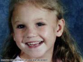 Haleigh Cummings, 5, went missing Monday night from her home near Orlando, police said.