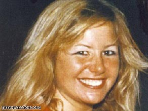 College student Tiffany Sessions has been missing since February 9, 1989.
