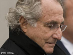 Bernard L. Madoff is charged in one of the largest investment fraud schemes on record.