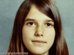 Kathy Gloddy was found murdered a mile from where she was last seen.