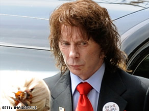 Phil Spector's first murder trial in 2007 ended in a mistrial as jurors said they couldn't reach a verdict.