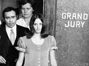 Susan Atkins, shown here after her indictment in the Manson murders, has been denied parole 17 times.