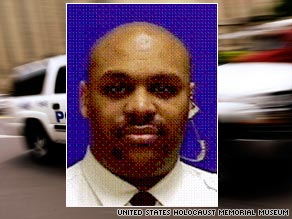 Stephen Tyrone Johns was shot and killed while working at the U.S. Holocaust Memorial Museum on Wednesday.