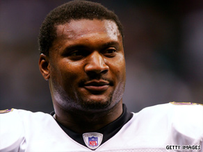 Steve McNair, 36, spent 13 seasons in the NFL, the majority with the Tennessee Titans.