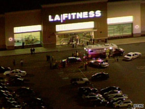 George Sodini wrote a diary before walking into an LA Fitness gym Tuesday near Pittsburgh, Pennsylvania.
