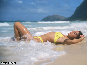 Images of women in bikinis prompted brain responses in men associated with using tools.
