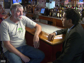 Walter Kent talks to Dr. Sanjay Gupta about how the drug naltrexone has helped keep him sober.