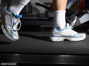 Exercise equipment injures more than 25,000 children each year according to one safety organization.