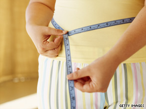 The probability of people describing themselves as overweight is decreasing, researchers find.
