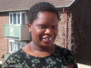 Betty Makoni founded the Girl Child Network to help Zimbabwe's young sexual abuse victims.