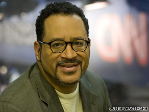 "Michael Eric Dyson says the arrest of Henry Louis Gates Jr. shows that the U.S. is not ""a post-racial paradise."""