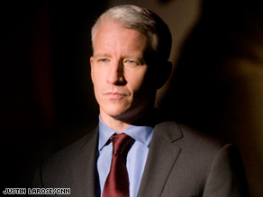 "CNN's Anderson Cooper will be host of ""CNN Heroes: An All-Star Tribute."""