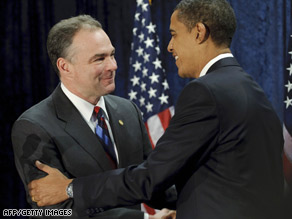 State party chairs want the '50-state strategy' to continue under Kaine and Obama.