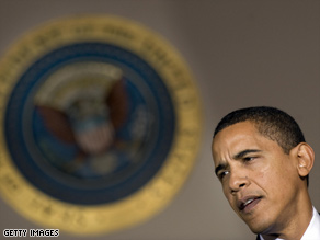 President Obama announced Thursday that he is changing the Office of Faith-Based Initiatives.