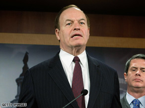 'We bury the small banks — we've got to bury some big ones,' said Sen. Richard Shelby on Sunday.