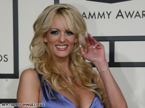 Porn star Stormy Daniels, who has no party affiliation, says she's