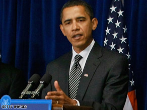 President Obama has spent weeks trying to convince Congress to quickly pass a stimulus plan.