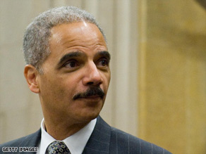 Eric Holder: a nation of cowards