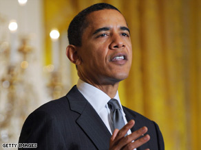 President Obama spoke to a group of mayors from across the country Friday.