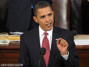 President Obama tells Congress Tuesday night: I have no illusions this will be an easy process.
