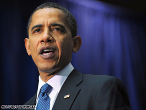 President Obama says investing in the country's roads will help to save lives.