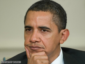 President Obama may have some time on his hands in dealing with U.S. economic troubles, a new poll says.