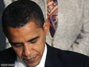 A poll indicates eight in 10 Americans think President Obama will represent the United States well to the world.