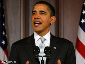 President Obama says his tax cut will give $120 billion to 120 million American families.
