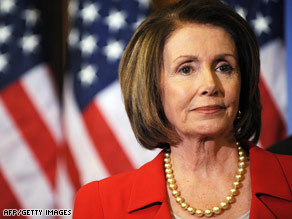 House Speaker Nancy Pelosi says it's an 'exciting time' as Congress moves ahead with President Obama's agenda.