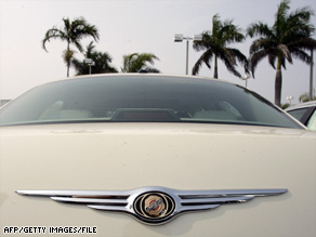 Chrysler, in talks to merge with Fiat, had an April 30 deadline to come up with a viability plan.