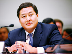 John Yoo is among the former Bush administration lawyers under scrutiny.