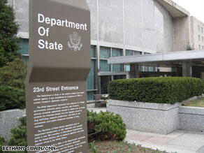 The State Department report looked at how non-American workers are paid in about 170 missions.