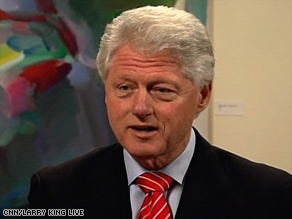 Former President Clinton has been chosen to serve as a United Nations special envoy to Haiti.