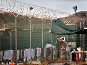 The Guantanamo facility houses terror suspects, and lawmakers don't want them in the U.S.
