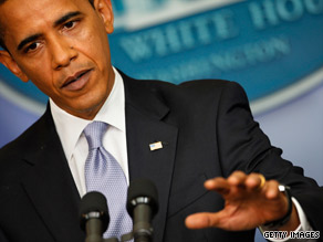 President Obama speaks during a news conference at White House on Tuesday.