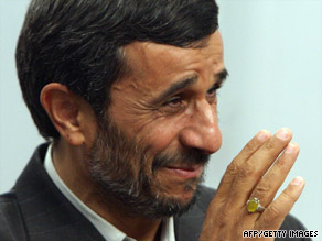 Iran and President Mahmoud Ahmadinejad should heed the Group of Eight's statement, President Obama says.