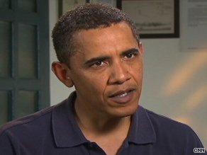 In an exclusive, CNN talked with President Obama in Ghana about his order to review alleged deaths of Taliban.