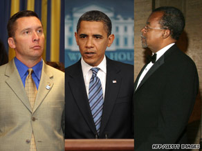 President Obama has invited police Sgt. James Crowley and Harvard professor Henry Louis Gates for beer.