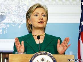 Hillary Clinton's trip to Africa will be her biggest international yet as secretary of state.