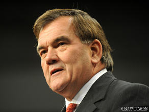 Ex-Homeland Security Chief Tom Ridge says he was pushed to raise the terror alert before the 2004 election.