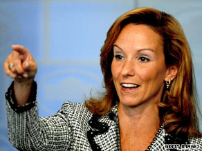 Frances Townsend served as a Homeland Security advisor to former President George W. Bush.