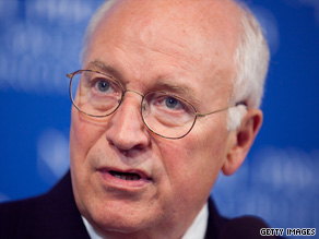 Dick Cheney served as the 46th Vice President of the United States from 2001 to 2009 in the administration of George W. Bush.
