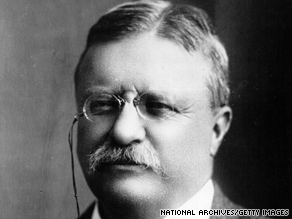 Glenn Beck called former President Teddy Roosevelt an enemy of human freedom at the Conservative Political Action conference.
