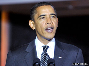 President Obama's term in office so far is relatively on message, a Democratic strategist said.