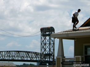 President Obama will visit New Orleans, Louisiana, on Thursday to talk about rebuilding efforts.